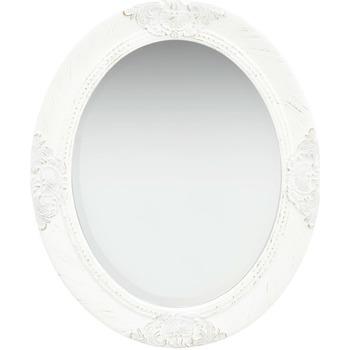 Casa Espelhos VidaXL Espelho 50 x 60 cm Branco