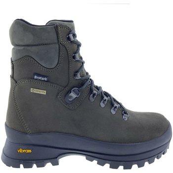 Sapatos Homem Sapatos de caminhada Bestard Botas  Estepa Gore-Tex Verde