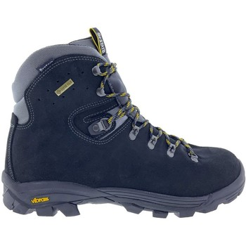 Sapatos Homem Sapatos de caminhada Bestard Botas  Gerdos Gore-Tex Cinza