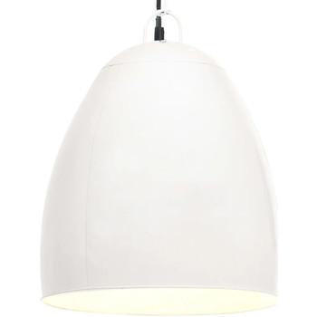 Casa Candeeiros de teto VidaXL Candeeiro teto Φ 42 cm Branco