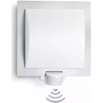 Casa Candeeiros de exterior Steinel Iluminação exterior Branco