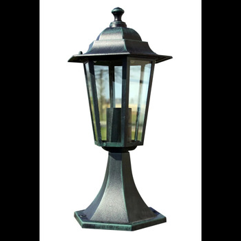 Casa Candeeiros de exterior VidaXL Iluminação exterior Verde
