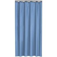 Casa Cortinados Sealskin Cortina para o duche Azul