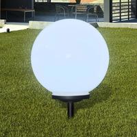 Casa Candeeiros de exterior VidaXL Iluminação exterior 40 cm Branco