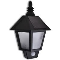 Casa Candeeiros de exterior VidaXL Iluminação exterior Preto