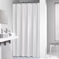 Casa Cortinados Sealskin Cortina para o duche 240 cm Branco