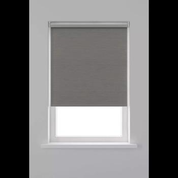 Casa Cortinados Decosol Persiana 90 x 190 cm Cinzeto