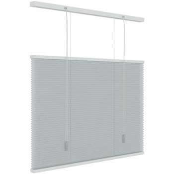 Casa Cortinados Decosol 100 x 180 cm Cinza