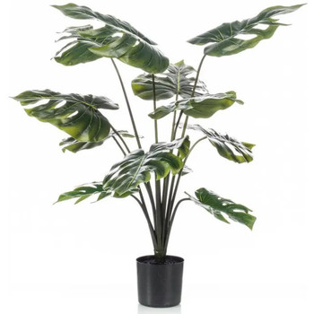 Casa Plantas e Flores Artificiais  Emerald 98 cm Verde