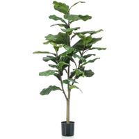 Casa Plantas e Flores Artificiais  Emerald Planta artificial Verde