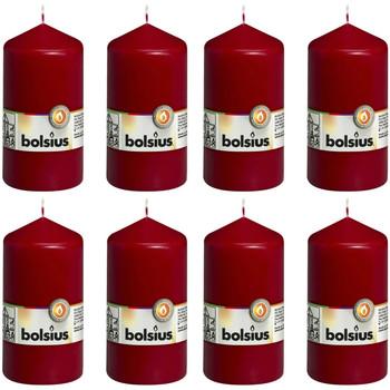 Casa Velas e Aromatizadores Bolsius  Vermelho