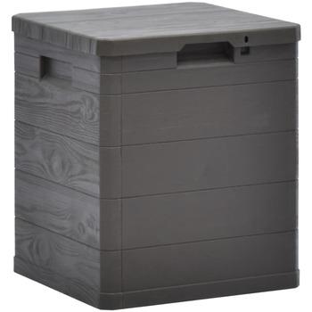Casa Malas, carrinhos de Arrumação  VidaXL Caixa de arrumação Marrom