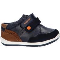 Sapatos Rapaz Botas baixas Mayoral 42152 Azul