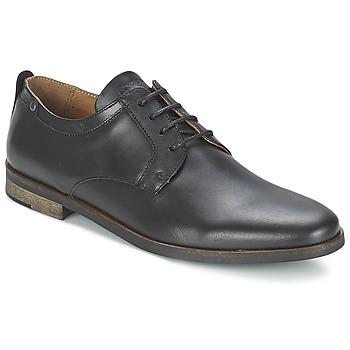 Sapatos Homem Sapatos Schmoove DIRTYDANDY STATION Preto