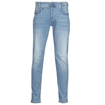 Textil Homem Gangas Skinny G-Star Raw D STAQ 5 PKT Azul