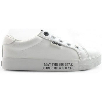 Sapatos Mulher Sapatilhas Big Star EE274316 Branco