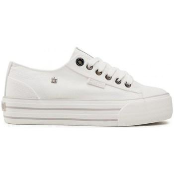 Sapatos Mulher Sapatilhas Big Star HH274052 Branco