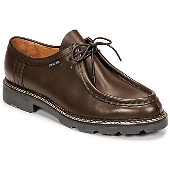 Sapatos Homem Sapatos Pellet Macho Castanho
