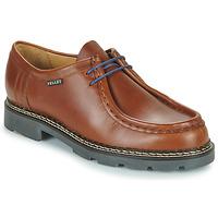 Sapatos Homem Sapatos Christian Pellet Macho Castanho