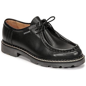 Sapatos Homem Sapatos Pellet Macho Preto