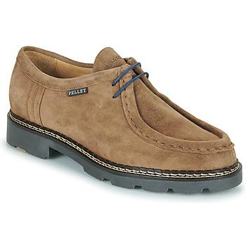Sapatos Homem Sapatos Pellet Macho Bege