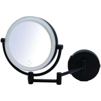 Casa Espelhos Ridder Espelho de maquilhagem Preto