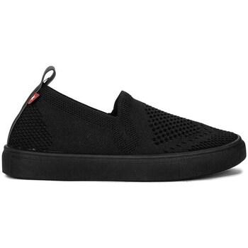 Sapatos Rapariga Slip on Big Star HH374107 Preto