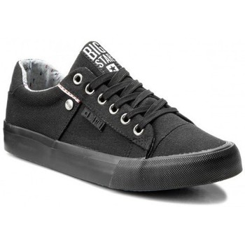 Sapatos Mulher Sapatilhas Big Star AA274513 Grafite