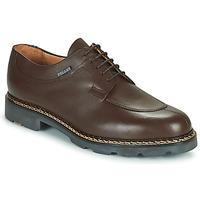 Sapatos Homem Sapatos & Richelieu Pellet Montario Castanho