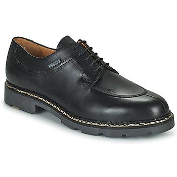 Sapatos Homem Sapatos & Richelieu Pellet Montario Preto