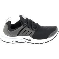Sapatos Sapatilhas Nike Air Presto Noir Blanc CT3550-001 Preto