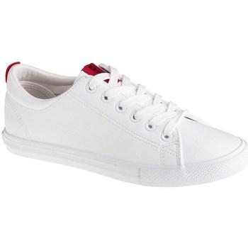 Sapatos Mulher Sapatilhas Big Star DD274685 Branco
