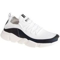 Sapatos Mulher Sapatilhas Big Star FF274A052 Branco, Preto