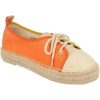 Sapatos Mulher Alpargatas Woman Key CZ-10053 Naranja