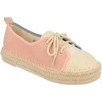 Sapatos Mulher Alpargatas Woman Key CZ-10053 Rosa