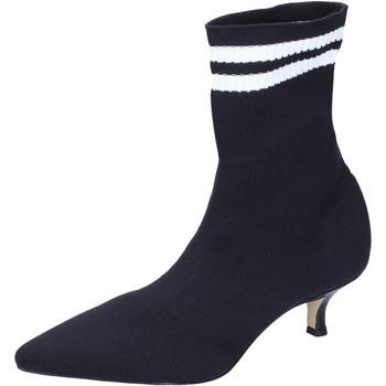 Sapatos Mulher Botins Olga Rubini BJ428 Preto