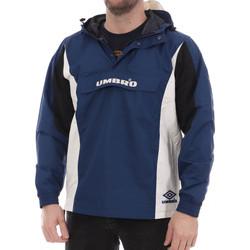 Textil Homem Casacos/Blazers Umbro  Azul