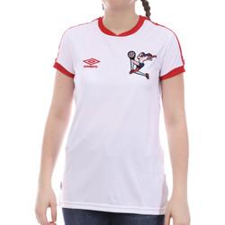 Textil Rapariga T-Shirt mangas curtas Umbro  Branco