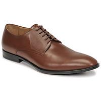 Sapatos Homem Sapatos & Richelieu Christian Pellet Alibi Castanho