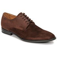 Sapatos Rapaz Sapatilhas Christian Pellet Alibi Castanho