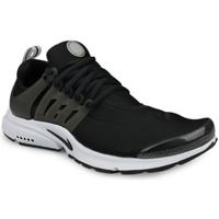 Sapatos Homem Sapatilhas Nike Air Presto Noir Preto