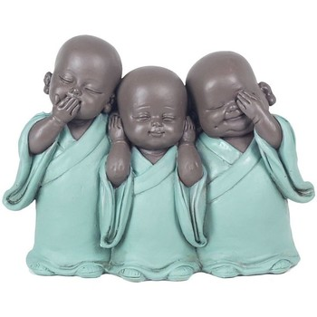 Casa Estatuetas Signes Grimalt Figura Buda Verde