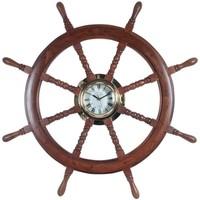 Casa Relógios Signes Grimalt Relógio Roda Marrón