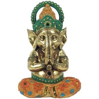 Casa Estatuetas Signes Grimalt Ganesha Yoga Dorado