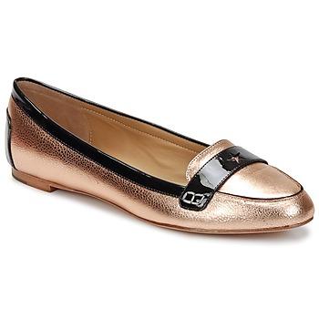 Sapatos Mulher Mocassins C.Petula STARLOAFER Rosa