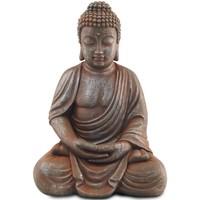Casa Estatuetas Signes Grimalt Você Budas Naranja