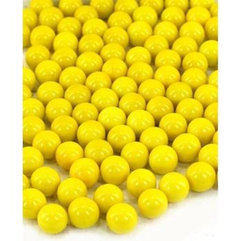 Casa Decorações festivas Signes Grimalt Bolas Situado A 100 Unidades Amarillo