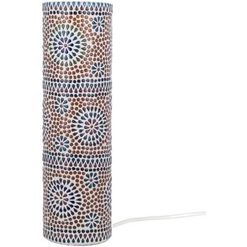 Casa Lanternas Signes Grimalt Lâmpada De Cilindro Multicolor