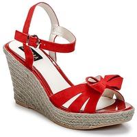 Sapatos Mulher Sandálias C.Petula SUMMER Vermelho