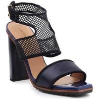Sapatos Mulher Sandálias Lacoste Eliana 5 Srw Preto, Azul marinho